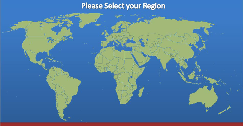 Please select your region